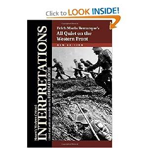 Erich Maria Remarque's All Quiet on the Western Front (Bloom's Modern Critical Interpretations) ebook