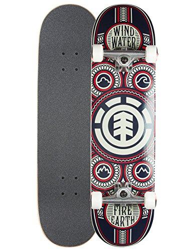 element-wwfe-full-complete-skateboard-multi