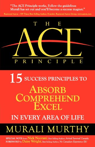 The ACE Principle: 15 Success Principles To Absorb Comprehend Excel In Every Area Of Life PDF