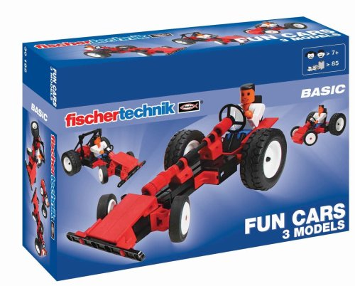 Fischertechnik 96777 - Fun Cars