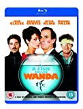 A Fish Called Wanda [Blu-ray] [1988] [Region Free]