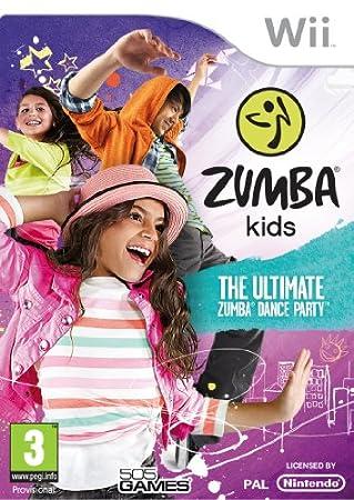 Zumba Kids (Nintendo Wii)