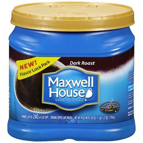 maxwell-house-dark-roast-caffeinated-coffee-28-ounce-6-per-case-by-maxwell-house