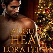 August Heat: The Men of August Series, Book 4 | Lora Leigh