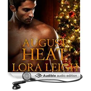 August Heat: The Men of August Series, Book 4 (Unabridged)
