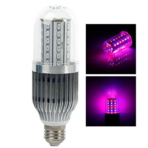 eSavebulbs LED Grow Lights,E27 Led Grow Lights for Marijuana,16Watt 360 Degree Lighting Lamp for ...