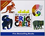 Eric Carle Carrying Case: 10 Little Rubber Ducks / From Head to Toe / Mixed-Up Chameleon / Does a Kangaroo Have a Mother Too? / Do You Want to Be My Friend?