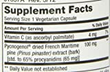 Life Extension Pycnogenol French Maritime Pine Bark Extract 100 Mg Vegetarian Capsules 60 Count Discount