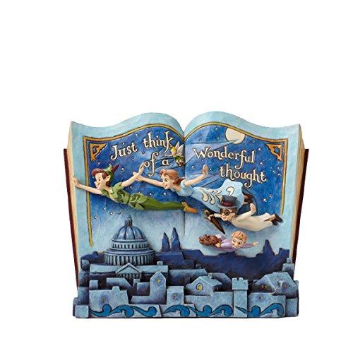 4049643 Disney Traditions Storybook Peter Pan Figur
