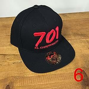 Amazon.com : EL CHAPARRITO 701 CAP, GORRA, tomateros, el chapo