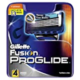 Gillette Fusion ProGlide Manual Blades 4-Pack