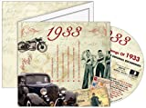 1933-The-Classic-Years-CD-Greeting-Card-83rd-Birthday-or-83rd-Anniversary-Gift
