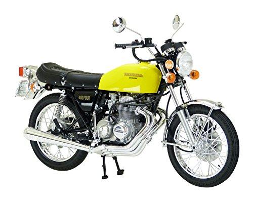 青島文化教材 1/12 バイクシリーズ No.30 ホンダ CB400FOUR-I/II 398cc プラモデル