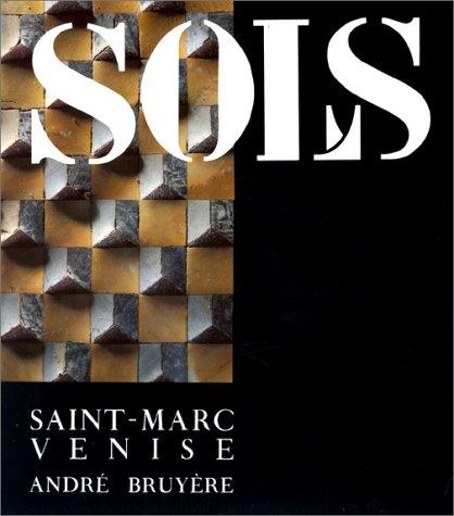 Venise, Saint-Marc, sols