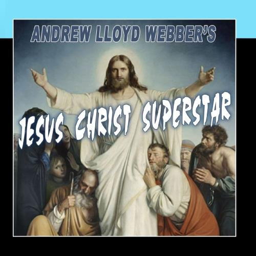 Original album cover of Andrew Lloyd Webber's Jesus Christ Superstar by Andrew Lloyd Webber