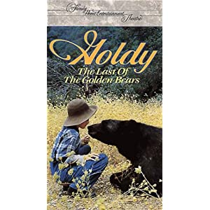 Goldy: The Last of the Golden Bears movie