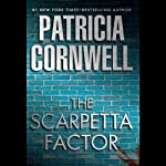 The Scarpetta Factor (       ABRIDGED) by Patricia Cornwell Narrated by Kate Burton