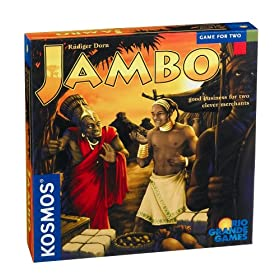 Jambo board game!