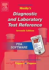 Mosby s Diagnostic and Laboratory Test Reference PDA Software Powered by by Kathleen Deska Pagana PhD RN