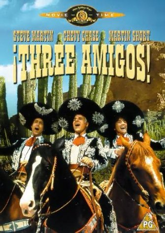 Three Amigos The [UK Import]