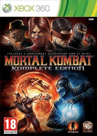 Microsoft Mortal Kombat Komplete Edition Complete