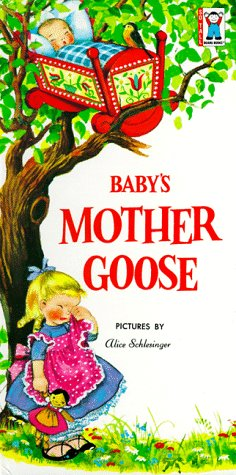 Baby'S Mother Goose (So Tall Board Books) front-490126