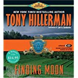 Finding Moon CD Low Pricepar Tony Hillerman