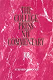 img - for Job (College Press NIV Commentary) book / textbook / text book