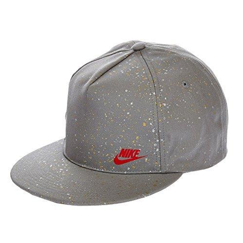 Nike Spackle Camionista Berretto 269781 - Grigio - grigio, Taglia unica, Cotone