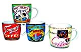 Coffee Mugs Tommy, 4 Stück im Set