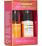 OLE HENRIKSEN Bright duo holiday kit: 15ml truth serum® collagen booster & 15ml pure youthTM youth activating oil, WORTH £47