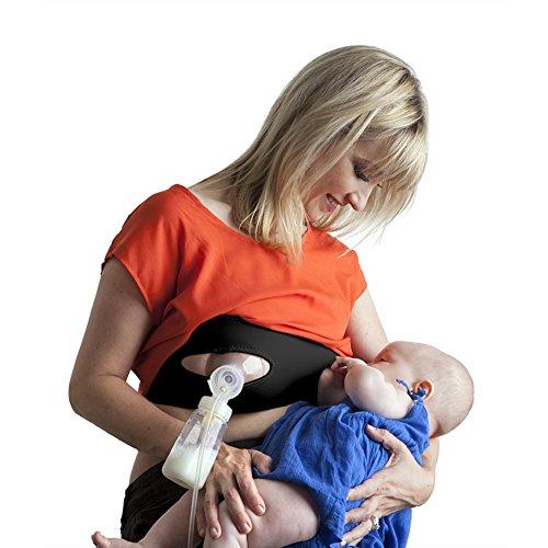 Pump Strap Hands Free Breastpump Bra -Adjustable Pumping Bra -It Fits!