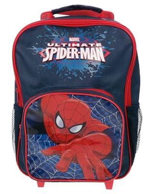 Ultimate Spiderman Premium Wheelie from Ultimate Spiderman
