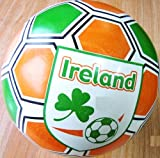 Irish Ireland Eire PVC Plastic Football Play Beach Ball Kid Boy Girl Party Child Pool Birthday Garden Summer Fun 22.5cm