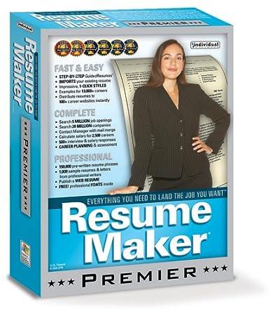 ResumeMaker Premier