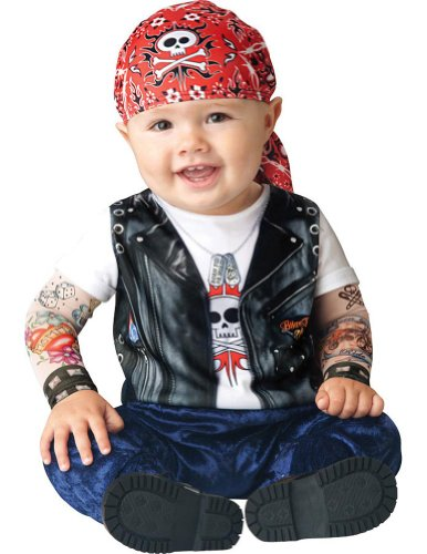 Baby-boys - Born To Be Wild Toddler Costume 18-2T Halloween Costume