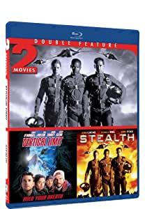 Stealth & Vertical Limit - Blu-ray Double Feature