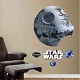 Death Star Star Wars Fathead REAL.BIG Wall Graphic