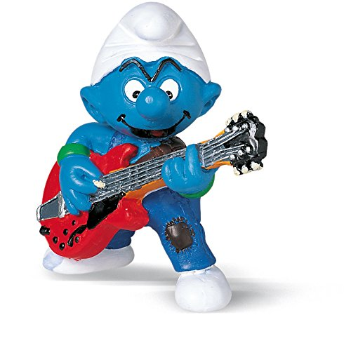 Buy Smurf Guitar Now!