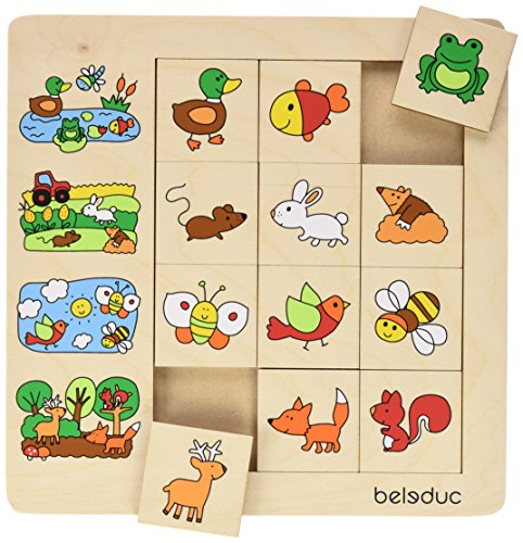 beleduc-11050-sortierpuzzle-lebensraume