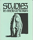 Studies in Weird Fiction #24 Winter 1999 by…