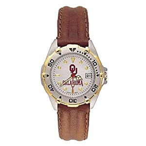 NSNSW21900P-Ladies University of Oklahoma All Star Watch by NCAA Officially Licensed