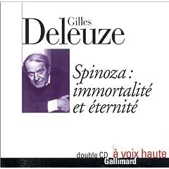 Spinoza immortalite et éternité