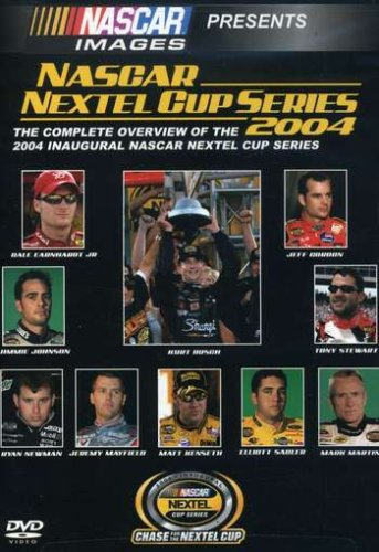 nascar-nextel-cup-series-2004-dvd-region-1-us-import-ntsc