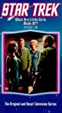 Star Trek - The Original Series, Episode 10: What Are Little Girls Made Of? [VHS]