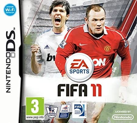 Electronic Arts FIFA Soccer 11, NDS - Juego (NDS)