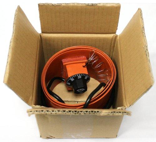 Drum Heater (D13-725) 220V 19Ltr WVO SVO Biodiesel Silicon Band