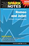 img - for Sparknotes Romeo and Juliet No Fear Shakespeare book / textbook / text book