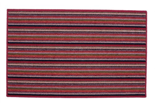 William Armes Ios Red Rug, 100 x 67 cm