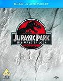 Image de Jurassic Park Trilogy (Import) [Blu-ray]
